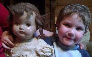 New Generation to Scare Doll Horror