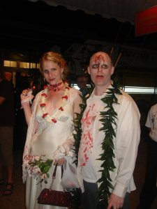horror wedding Jesse sprague